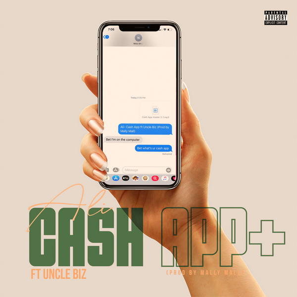 Cash App Featuring Uncle Biz Produced By Mally Mall
